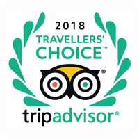 Trip Adviser - Travellers Choice Award 2018